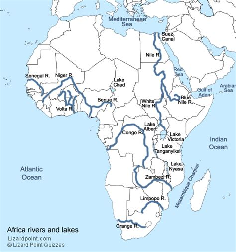 africa map zoomschool africa map rivers world map 07