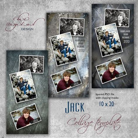 senior photo collage templates 17 best images about senior pic ideas on