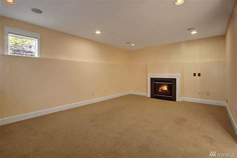 surround speaker placement   basement