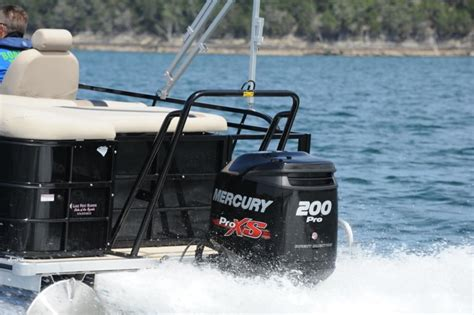 ski boat vs tritoon bentley 243 cruise pontoon deck boat magazine