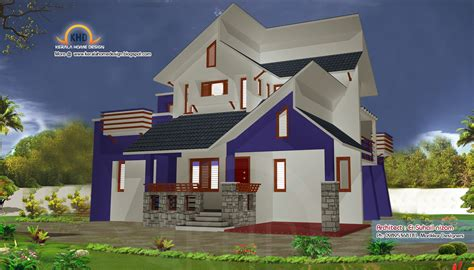 home plan and elevation 1250 sq ft kerala home design