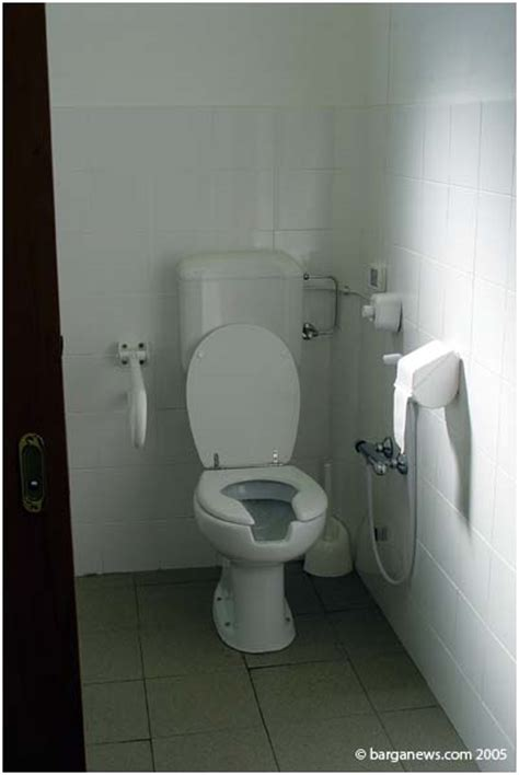 What S A Bidet Toilet What S On In Barga A Toilet Wins The Best Toilet