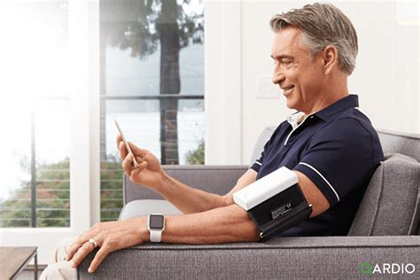 guide to monitoring your blood pressure at home qardio