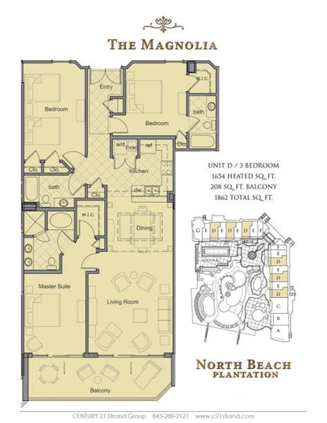plantation floor plan north beach plantation floorplans