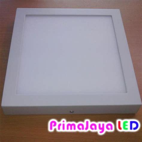 Jual Lu Downlight Kotak jual downlight outbo kotak 18 watt harga murah jakarta oleh prima jaya led
