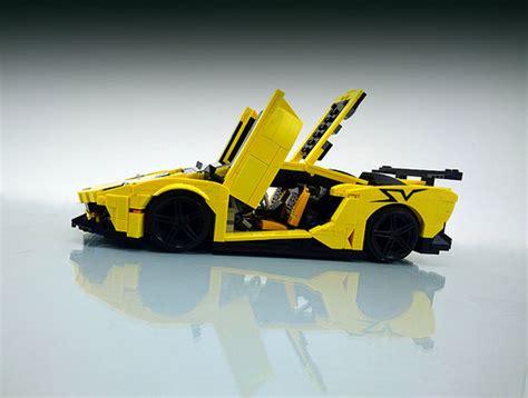 lamborghini lego lego lamborghini aventador superveloce in 1 16 scale the