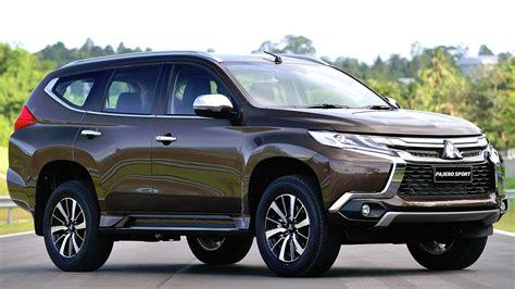 pajero jeep 2016 mitsubishi pajero sport iii 2018 2019 цена и