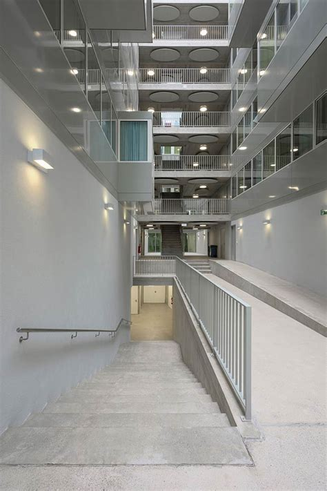 gallery of student housing in geneva frei rezakhanlou student housing geneva frei rezakhanlou architects