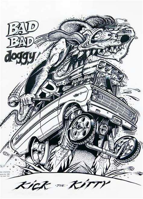 coloring book chance the rapper rar 154 best rat rod coloring images on