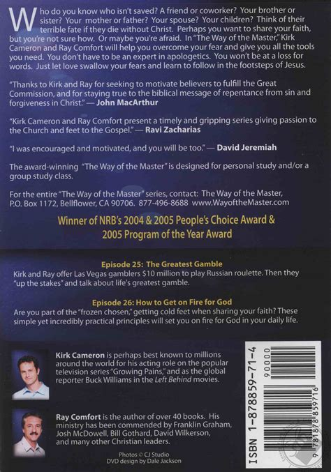the way of the master by ray comfort set way of the master season 2 7 dvd set by ray comfort