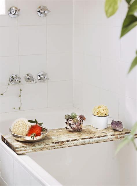 Across Bath Shelf by Diy S Mantle Turned Bath Tub Shelf The