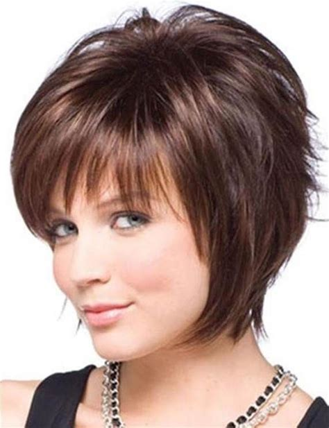 short brunette hairstyles over 40 cool short hairstyles for women over 50 fine hair bing