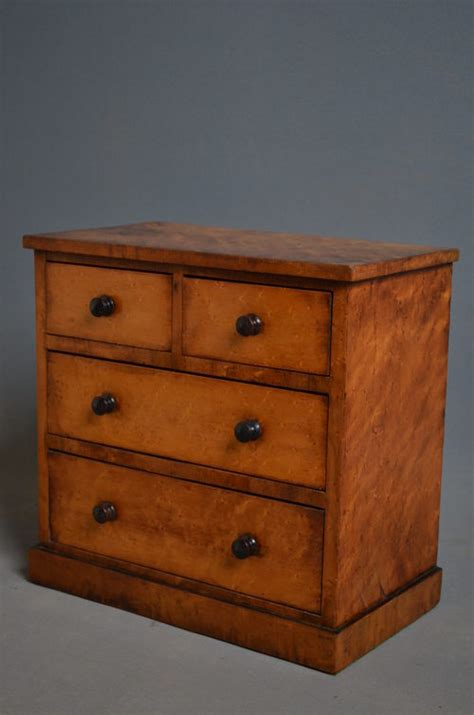 Antique Miniature Chest Of Drawers by Late Miniature Chest Of Drawers Antiques Atlas
