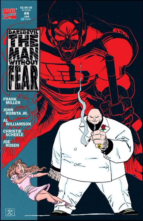 daredevil the man without 0785134794 daredevil the man without fear vol 1 4 marvel database fandom powered by wikia