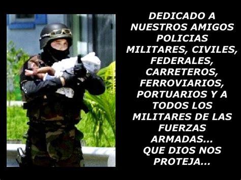 oracion con la palabra policia el policia ante dios