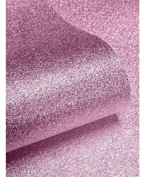 textured sparkle glitter effect wallpaper soft pink