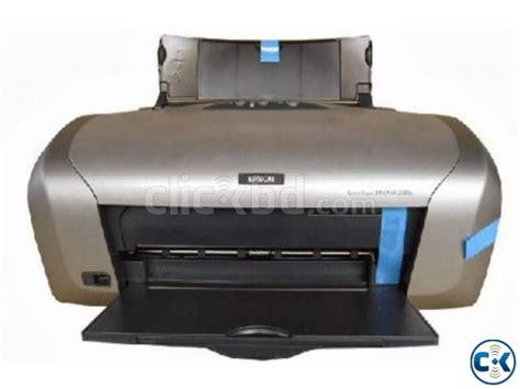 Epson Stylus Photo R230x epson r230x high quality photo printer with new ciss kit clickbd