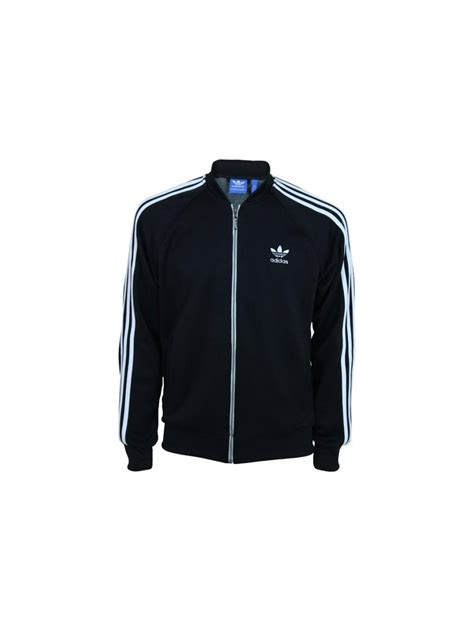 Adidas Los Angeles Superstar Track Jacket White Originals adidas originals superstar track jacket in black white northern threads