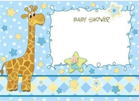 imagenes de jirafas para baby shower jirafa de baby shower para ni 241 o imagui