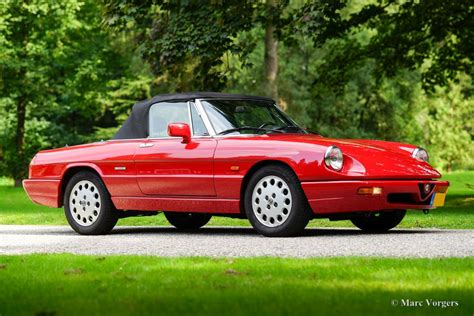 Alfa Romeo 4 by Alfa Romeo Spider 2 0 Type 4 1992 Welcome To
