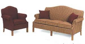 country sofas and chairs country check sofa by new classics for every