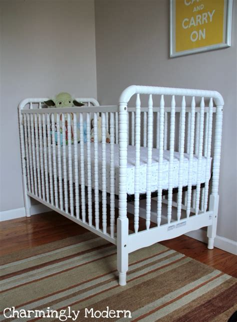 jenny lind baby bed jenny lind davinci crib in white baby eleanor s room
