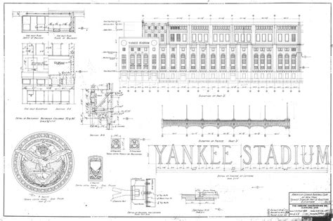yankee stadium floor plan 100 blue prints 339 best 3d models blueprints images on spacecraft bedroom