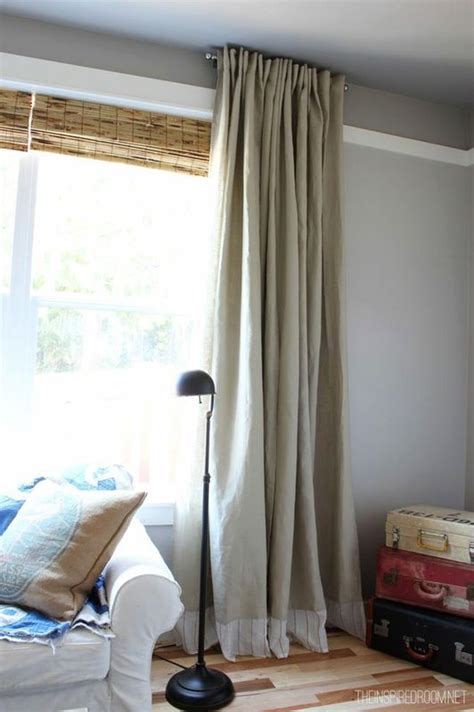 ikea short curtains 17 best ideas about short curtain rods on pinterest