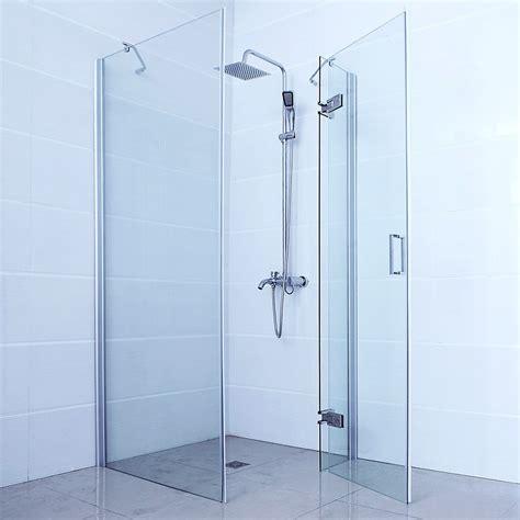 dusch abtrennung duschabtrennung luma 90 x 90 x 195 cm