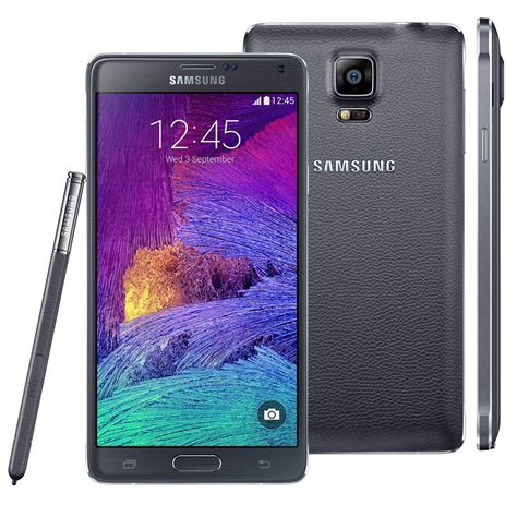 samsung revela galaxy note 4 e galaxy note edge um smartphone tela quot dobrada quot tecnoblog smartphone samsung galaxy note 4 sm n910c preto tela de 5 7 c 226 mera 16mp 3g 4g android 4