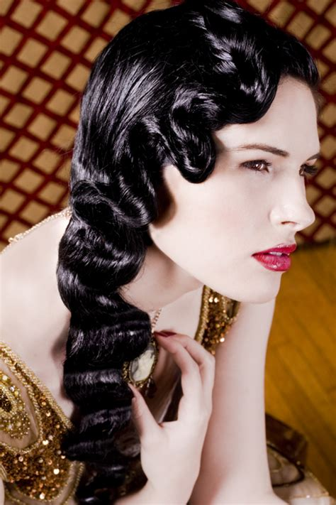 finger waves black hairstyles 2014 finger waves hairstyle hairstyles by unixcode