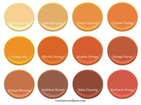 25 best ideas about orange paint colors on bright color schemes orange living room