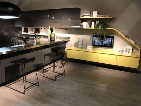 Swing Kitchen by New Trends And Innovations From The Livingkitchen 2017 Fair