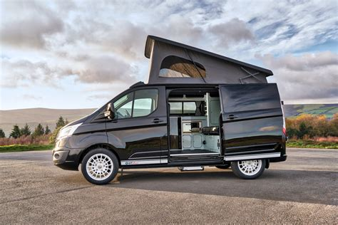 ford transit rv metallic shadow black ford transit cer for sale
