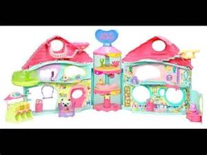 littlest pet shop houses littlest pet shop house playset review and pet