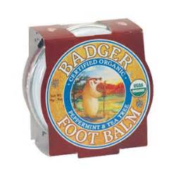 Badger Organic Nursing Balm 21g badger foot balm uk