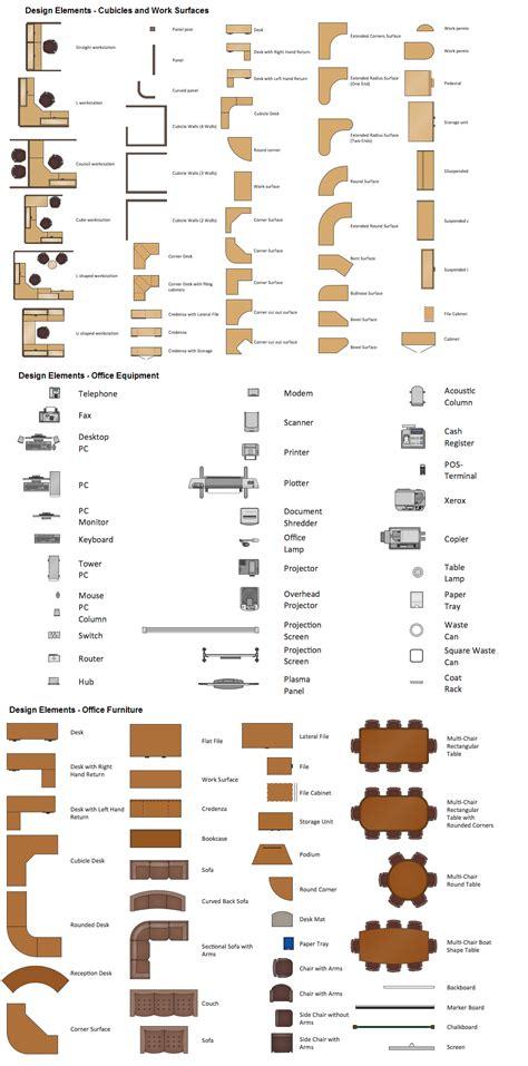 office layout plan symbols la filipina office space