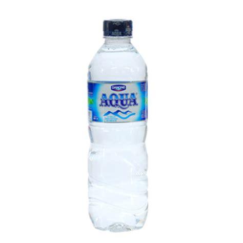 Aqua Botol 600 aqua bottle water 600 ml belanja