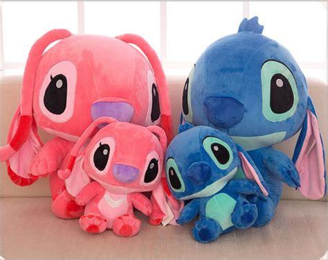 35cm 45cm lilo stich plush anime stitch plush doll stuffed soft animal toys