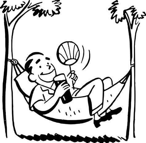 imagenes de vacaciones en blanco y negro imagenes sin copyright hombre descansando en una hamaca