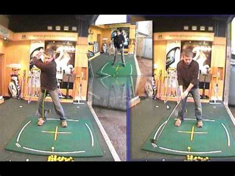 how to increase swing weight how to improve your golf swing weight transfer youtube