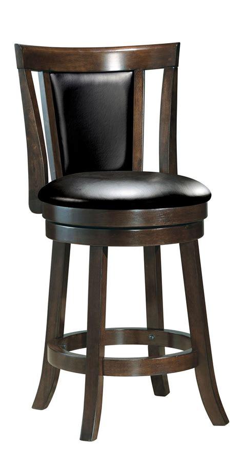 Contemporary Bar Stools Swivel by Acme Furniture Tabib 96081 Contemporary Swivel Counter