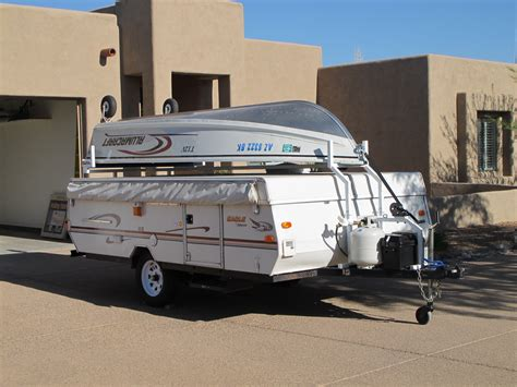Trailer Boat Rack by Popup Cer Boat Rack Modification For Those Who Like