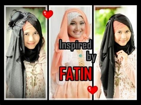 tutorial hijab pashmina fatin shidqia lubis tutorial hijab fatin shidqia lubis berhijab id