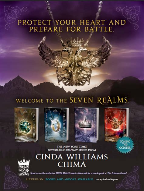 libro the five realms the the seven realms series cinda williams chima suggested books and books i plan to read