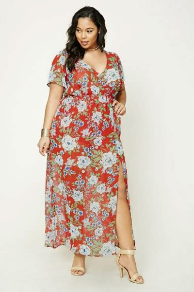 Dress Ropa Floral 21 Midi Dress Hitam plus size dresses 32 picks to wear to a summer wedding
