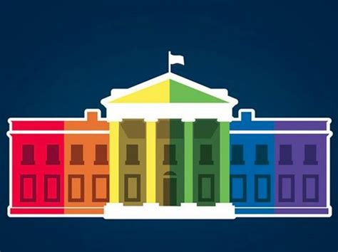 white house facebook white house facebook profile picture celebrates gay marriage business insider