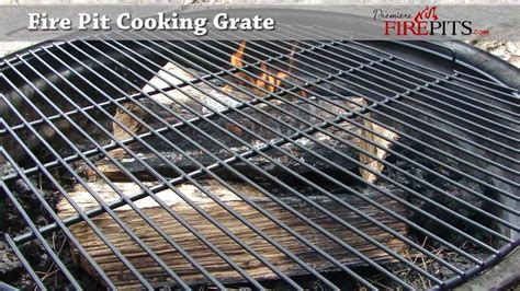 pit cooking grate by premiere pits