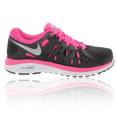 nike dual fusion womens running shoe nike dual fusion run 2 s running shoes 38