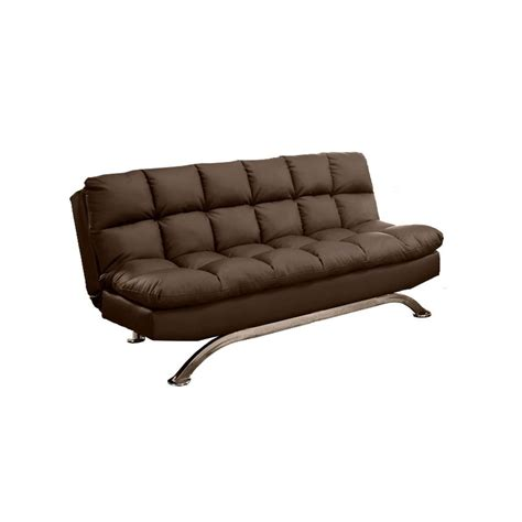 Sears Leather Sofa Sale Venetian Worldwide Aristo Ii Futon Sofa